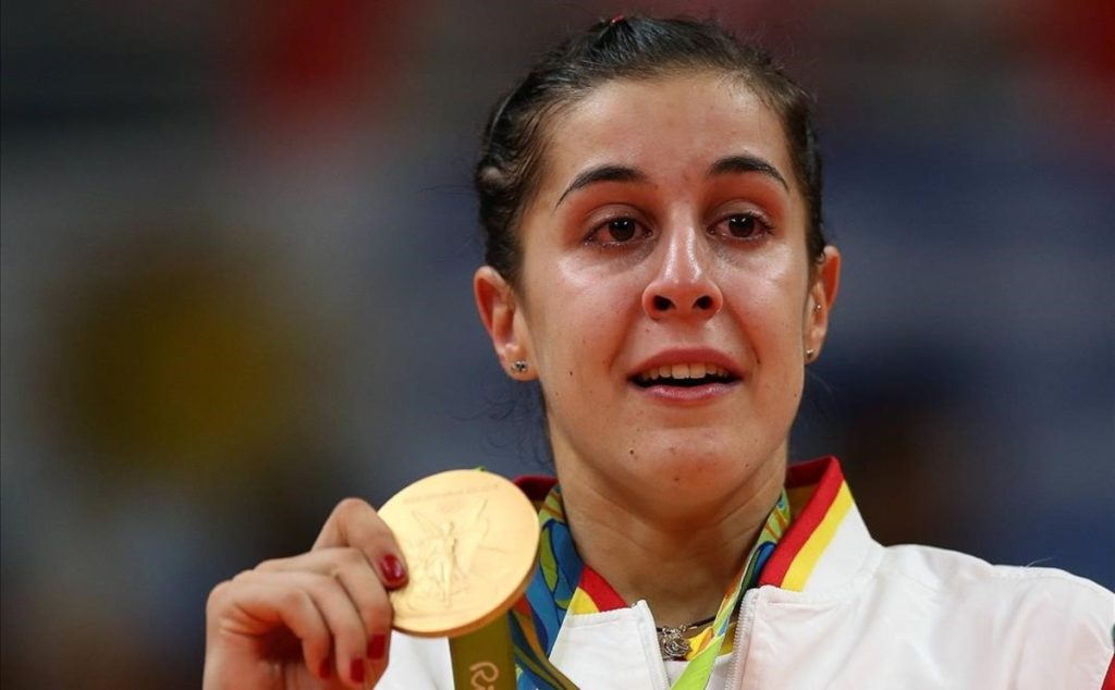 Oro Olímpico 2016