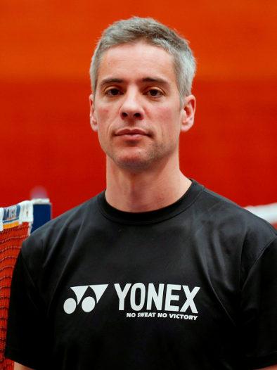 Fernando Rivas entrenador carolina marin